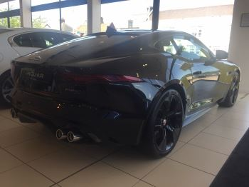 Jaguar F-TYPE 5.0 P450 Supercharged V8 First Edition SPECIAL EDITIONS image 11 thumbnail